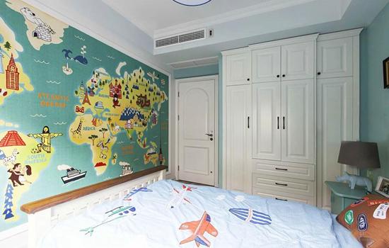北欧风格门的颜色搭配,卧室门怎么搭配颜色 6种风格卧室门颜色搭配