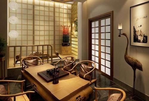 装修房子的效果图客厅,装修茶室要多少钱 家庭茶室该如何装修布局